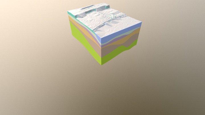 171117 Model Geol PDF 3D Model