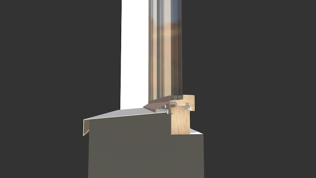 TOP-WIN® Trend Glas 3D Model
