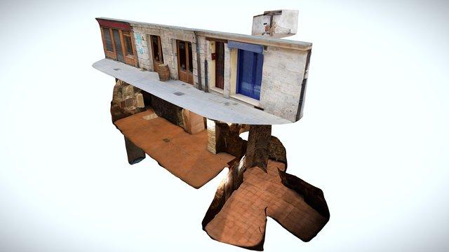 Bodega Muelas - Tordesillas 3D Model