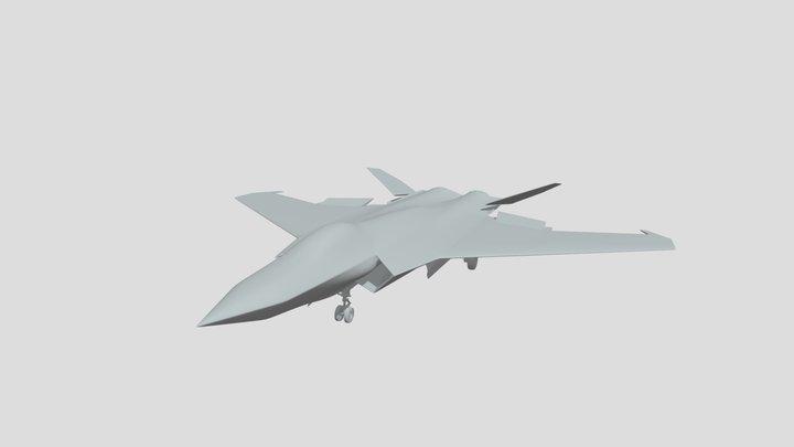 FCAS 3D Model
