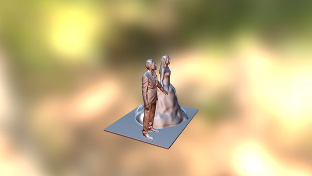 MODEL 3 3D Model