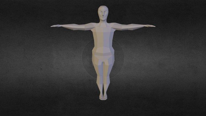 Full Body 3D Model