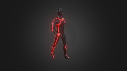 Zoltan - Character Animation 3D Model