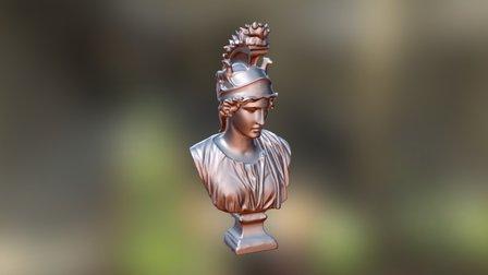 Pieza-museo 3D Model