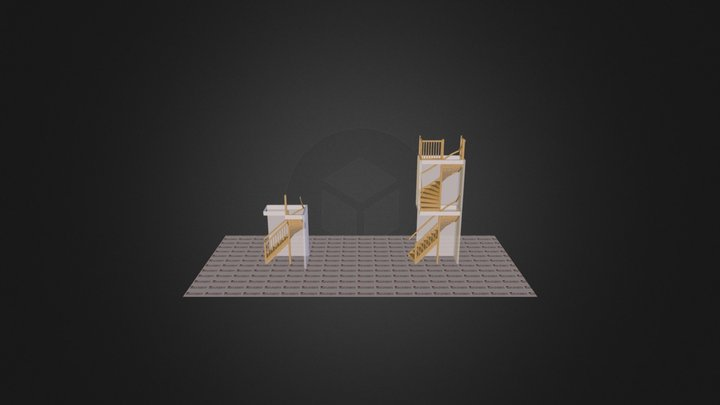 836-huls-HAREN 3D Model