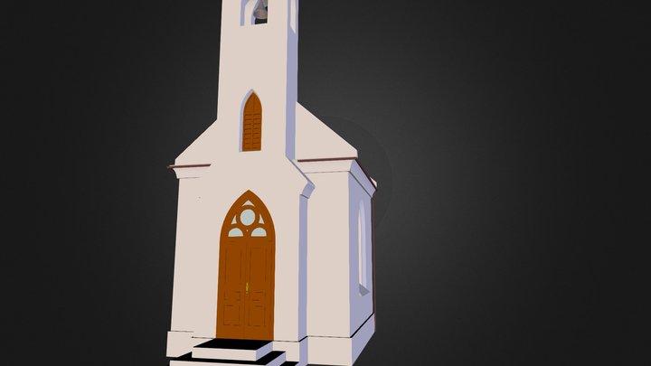 kaple sv. Václava 3D Model