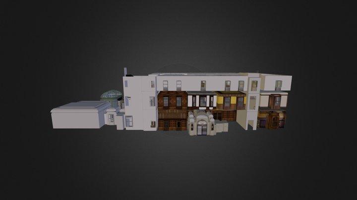 Cooper Hewitt: Main, 2nd & 3rd Floors 3D Model