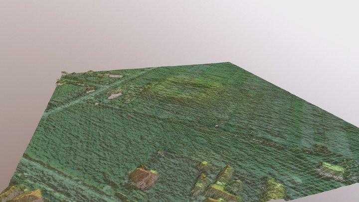 Gresia 3D Model