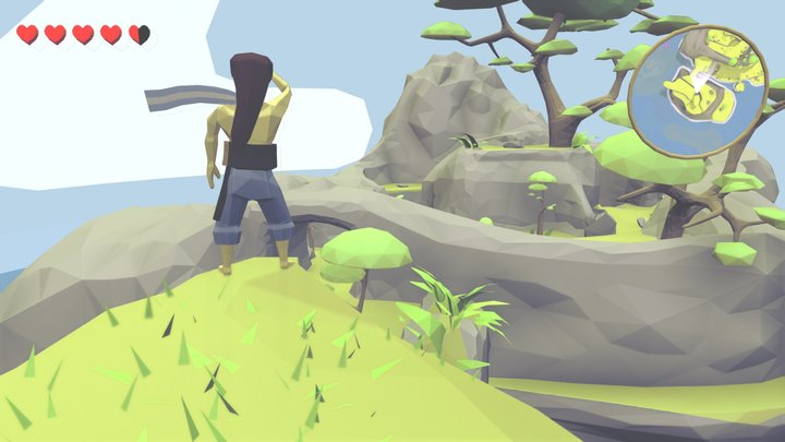 Whereabouts 3D Model