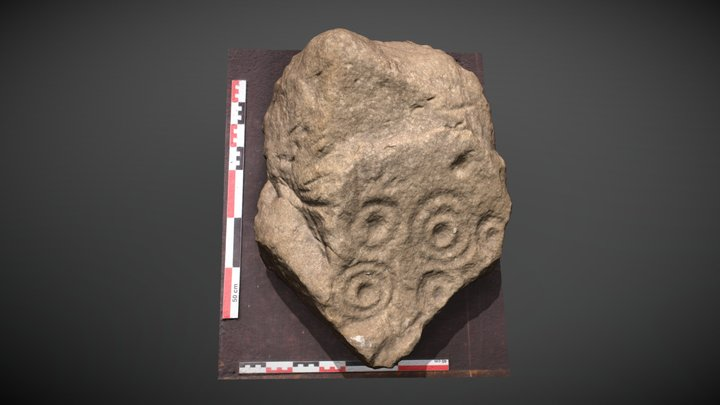 Heygate Stone (May 2013) 3D Model