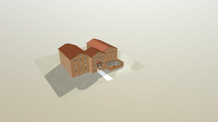 Μουσείο 41 3D Model