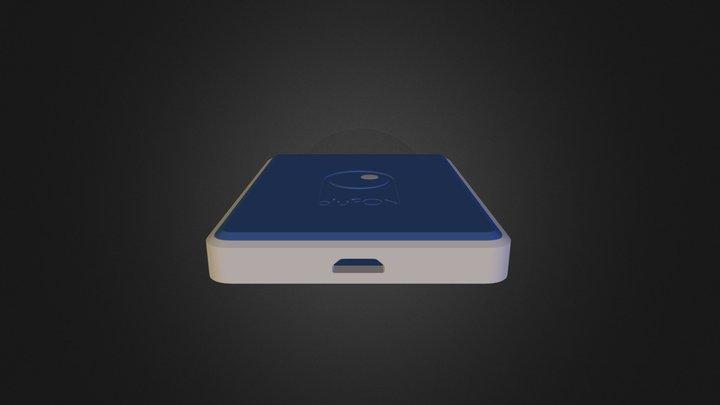BluFON option3 3D Model