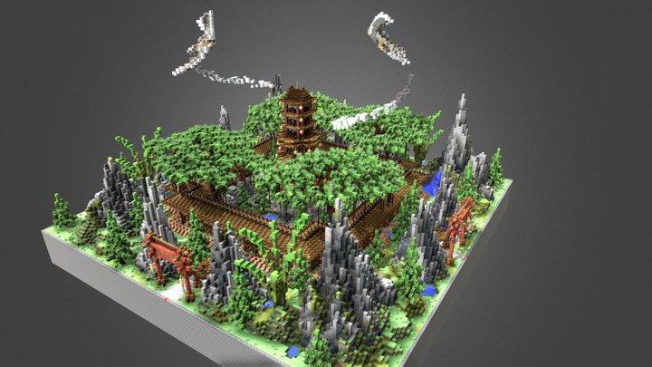 HCF-Oriental Spawn 3D Model