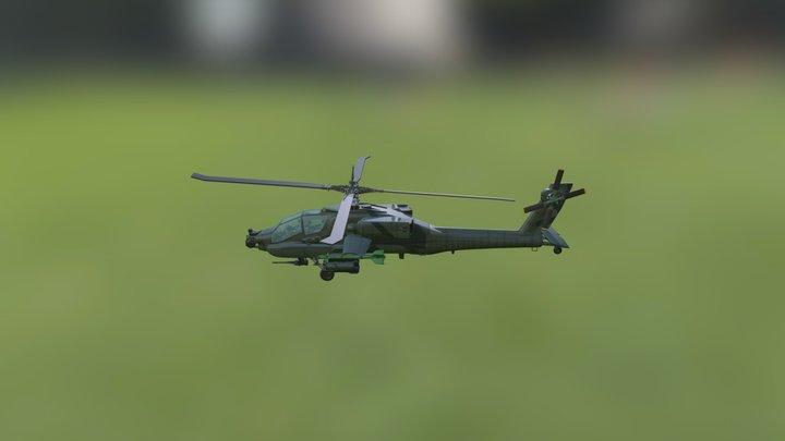 Ah64 3D Model