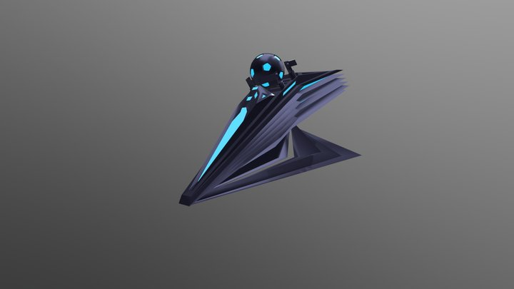 INVADER 3D Model