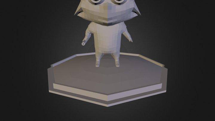 SplinterCell Teemo 3D Model