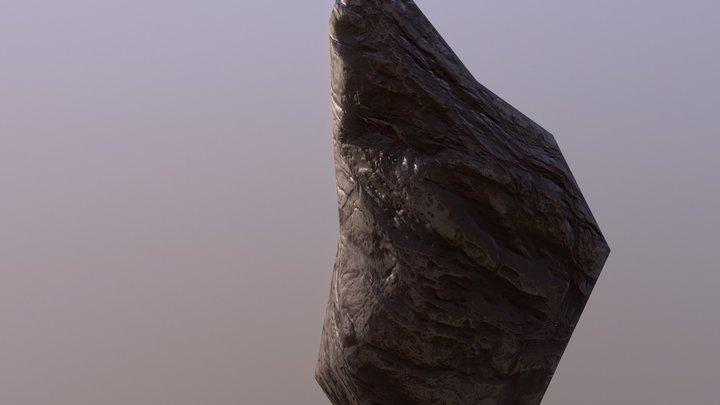 Cliffs6 3D Model