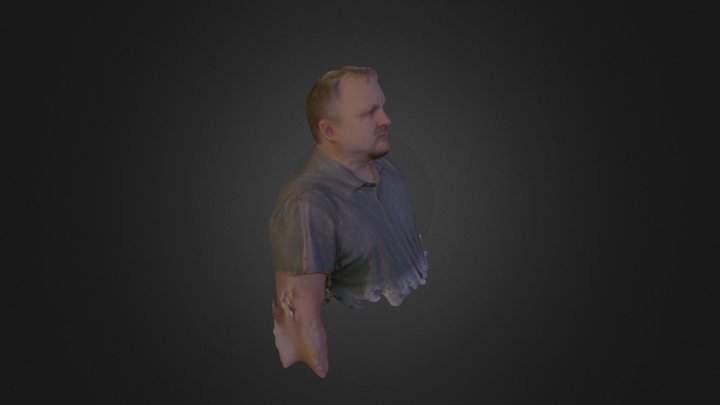 Nwreid 3D Model