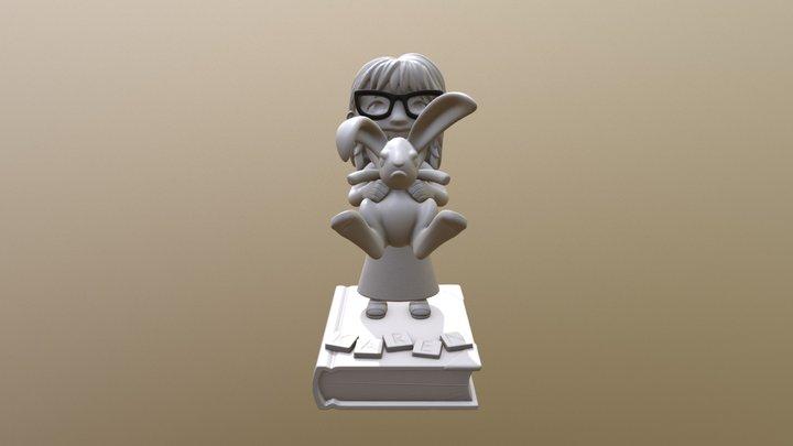 Karen And Titus 3D Model