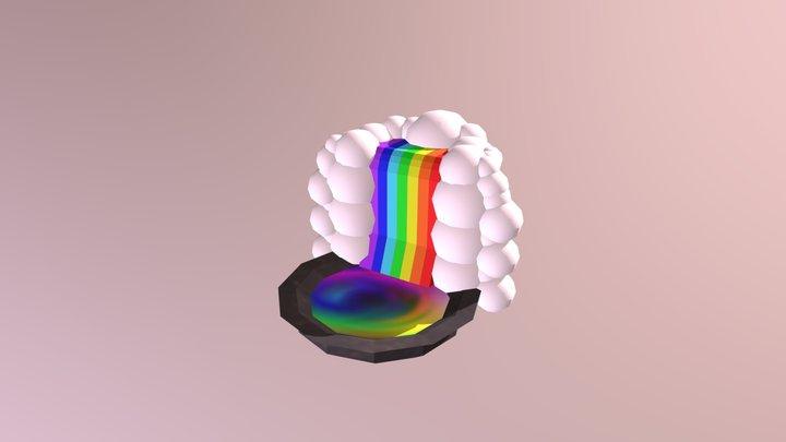 Torre Arco-íris 3 3D Model