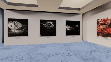 Instamuseum for @lpae38 3D Model