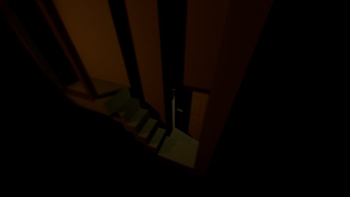 The thing in the basement 3D Model