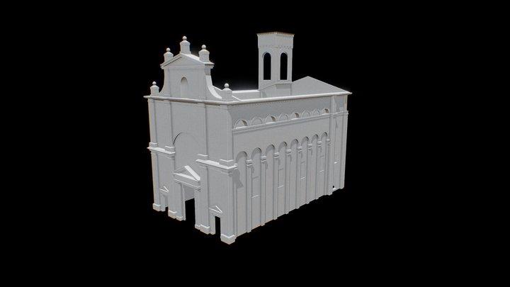Kirche Solferino Preview print 3D Model