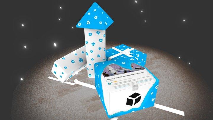 Gifts | #3December 3D Model