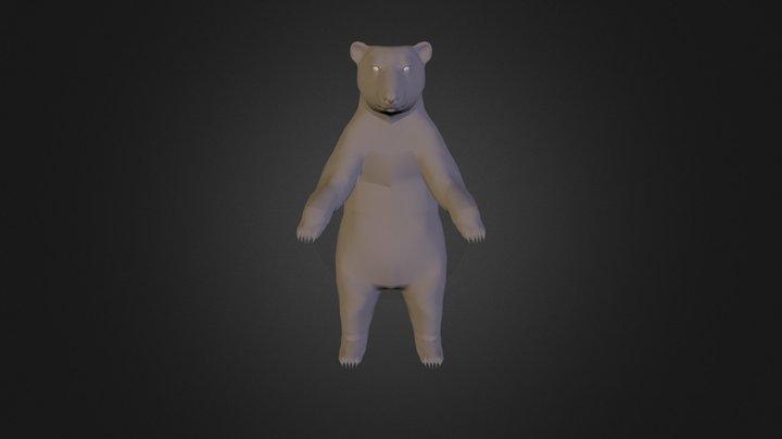 BEAR BLK 3D Model