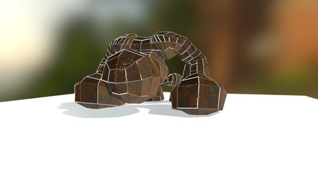 Blender Animation Test 3D Model