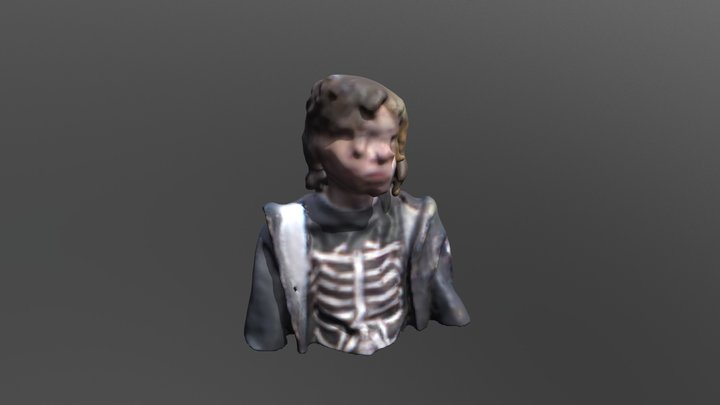 Cameron Scary 3D Model
