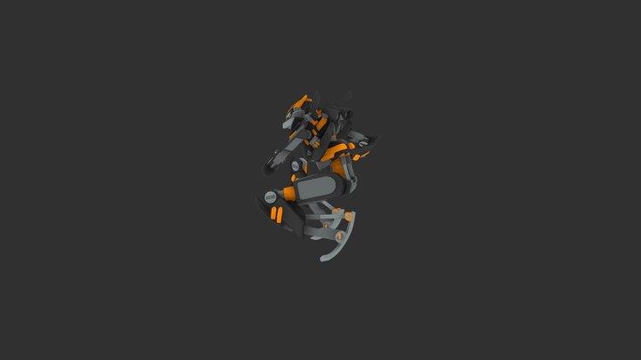 Workpls 3D Model