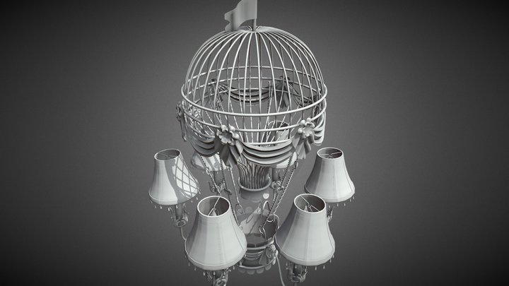 Portfolio 1 - Final 3D Model