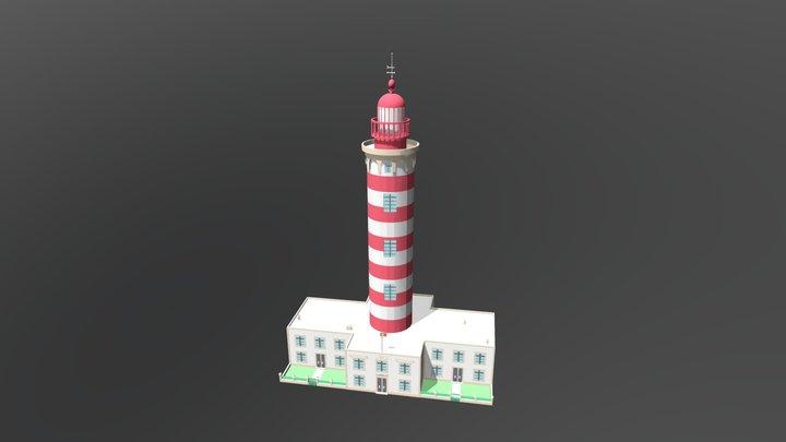 T17 3D Regional 3D Model