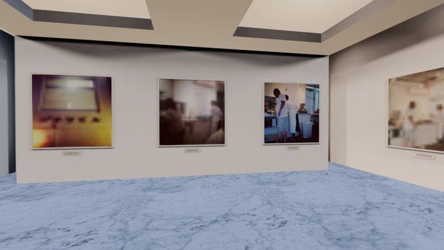 Instamuseum for @nankotsuliving 3D Model