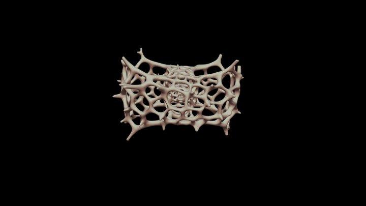 Tetrapyle,3d 3D Model