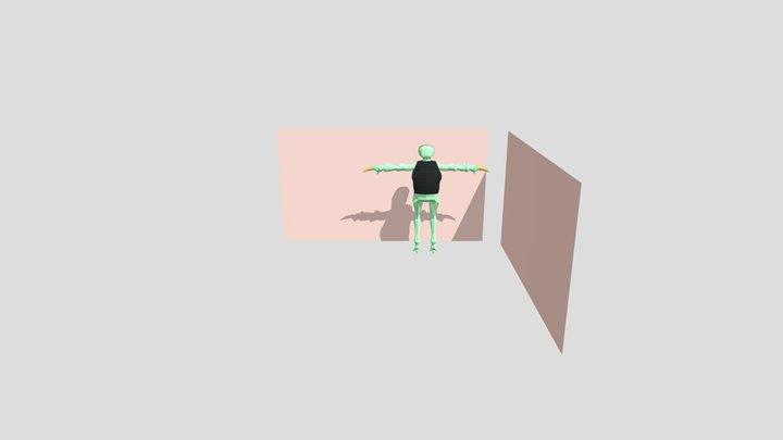 阿格洛 3D Model