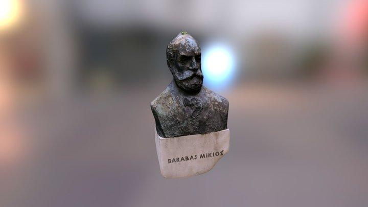 Barabas 3D Model