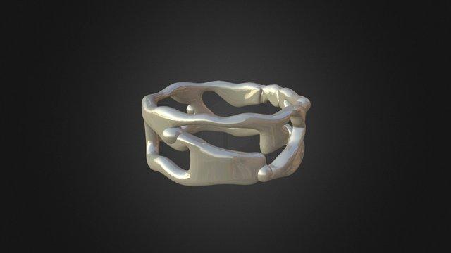 Ring (David) 3D Model