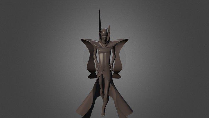 Las 3D Model