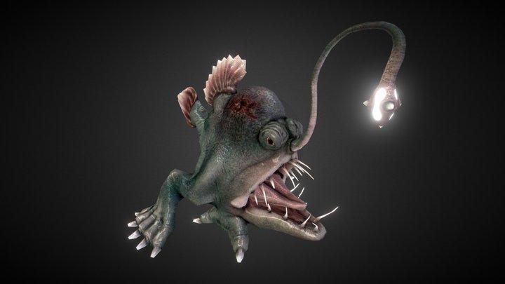 Spooky Hoofs 2 - Endboss II 3D Model