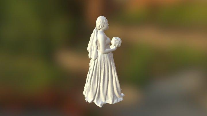 Quynh 3D Model