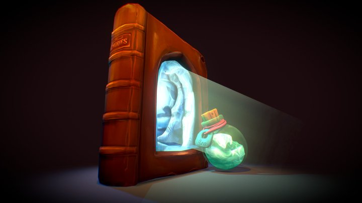 Traveler Memories 3D Model