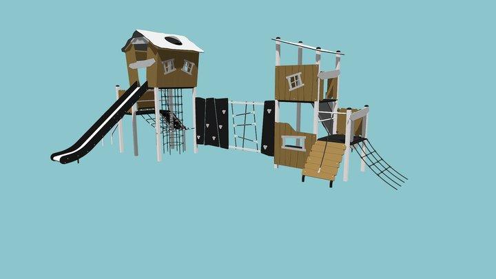 VinciPlay Crooc 3D Model
