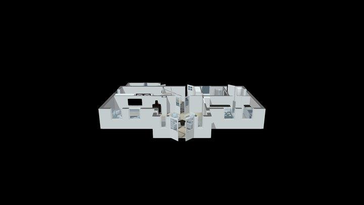 Raumarheim_01 _etasje 3D Model