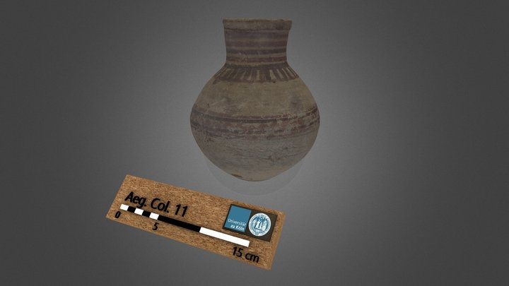 Kinked vessel 3D Model