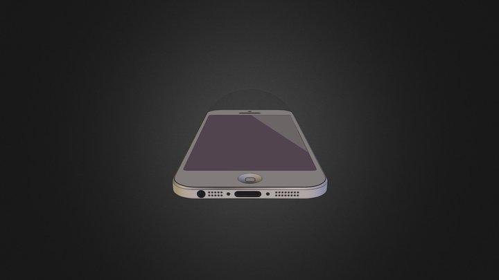 Iphone5-B 3D Model