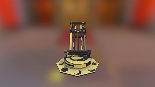Modelado animación 3D Model