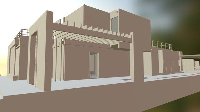 LA BASTILLA 2 3D Model