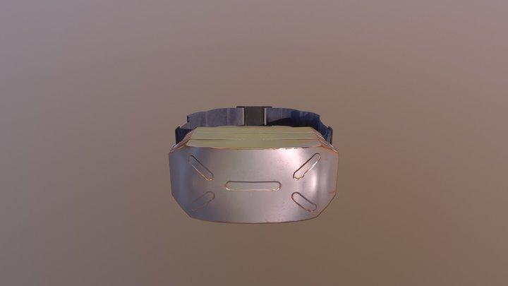 Vr H 3D Model